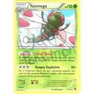 Yanmega 7/114 - Cerco de Vapor - Card Pokémon