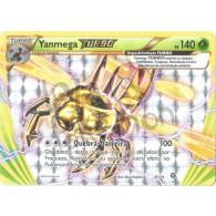 Yanmega Turbo 8/114 - Cerco de Vapor - Card Pokémon