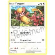 Yungoos 112/156 - Ultra Prisma - Card Pokémon