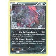 Yveltal RC16/RC32 - Gerações - Card Pokémon