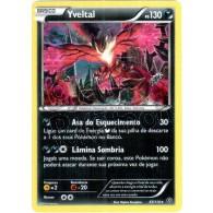 Yveltal - Holo 65/114 - Cerco de Vapor - Card Pokémon