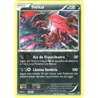 Yveltal  78/146 - X Y - Card Pokémon