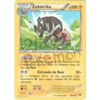Zebstrika 49/122 - Turbo Colisão - Card Pokémon