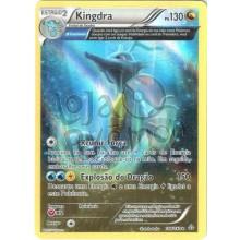 Kingdra - Holo 108/160 - Conflito Primitivo