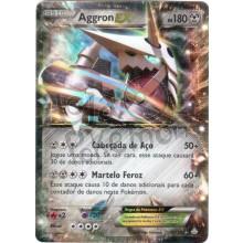 Aggron EX 153/160 - Conflito Primitivo