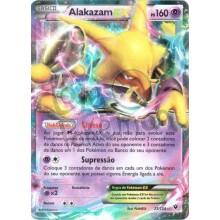 Alakazam EX 25/124 - Fusão de Destinos