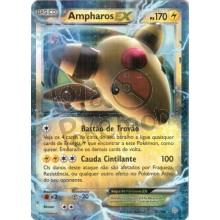 Ampharos EX 27/98 - Origens Ancestrais