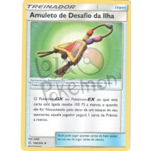 Amuleto de Desafio da Ilha 194/236 - Eclipse Cósmico