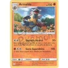 Armaldo 112/236 - Eclipse Cósmico