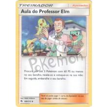 Aula do Professor Elm 188/214 - Trovões Perdidos