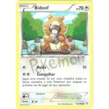 Bidoof 116/160 - Conflito Primitivo