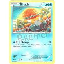 Binacle 22/124 - Fusão de Destinos