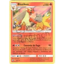 Blaziken 6/70 - Dragões Soberanos