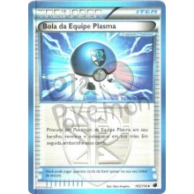 Bola da Equipe Plasma 105/116 - Congelamento de Plasma