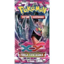 Booster Pokémon - Coleção Força Fantasma