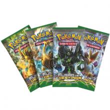 Booster Pokémon - Coleção Fusão de Destinos