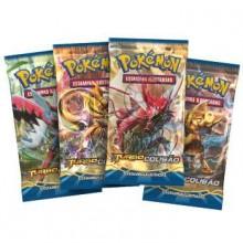 Booster Pokémon - Coleção Turbo Colisão