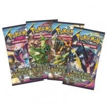Booster Pokémon - Coleção Origens Ancestrais
