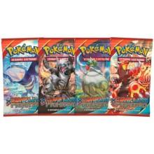 Booster Pokémon - Coleção Conflito Primitivo