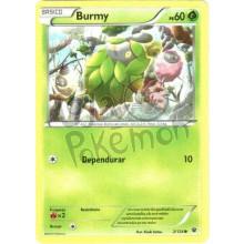 Burmy 2/124 - Fusão de Destinos