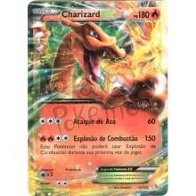 Charizard EX 12/106 - Flash de Fogo