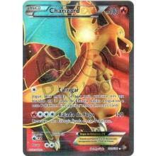 Charizard EX Full Art  100/106 - Flash de Fogo
