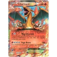 Charizard EX Promo XY17 - Card Pokémon