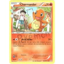 Charmander RC3/RC32 - Gerações