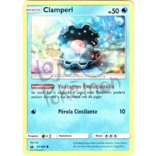 Clamperl 41/168 - Tempestade Celestial