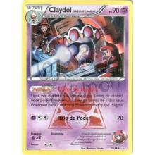 Claydol da Equipe Magma 11/34 - Crise Dupla