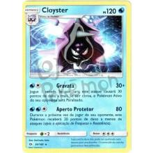 Cloyster 34/149 - Sol e Lua