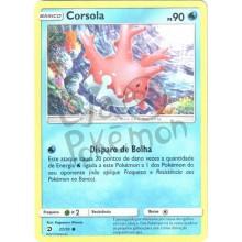Corsola 27/70 - Dragões Soberanos