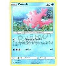 Corsola 36/149 - Sol e Lua