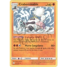 Crabominable 122/236 - Eclipse Cósmico