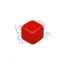 Marcador Vermelho Cubo - 5 unidades