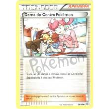 Dama do Centro Pokémon 68/83 - Gerações