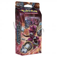 Deck Pokémon - Coleção Cerco de Vapor - Anel de Raios