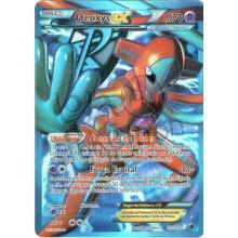Deoxys EX - Full Art 111/116 - Congelamento de Plasma