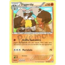 Diggersby 90/160 - Conflito Primitivo