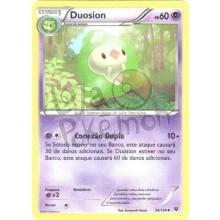 Duosion 34/124 - Fusão de Destinos