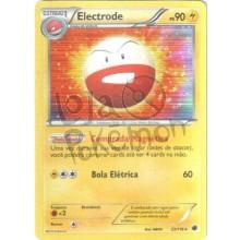 Electrode 33/116 - Congelamento de Plasma