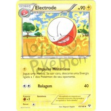 Electrode 45/146 - X Y