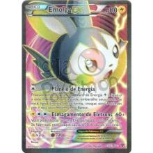 Emolga EX Full Art 143/146 - X Y