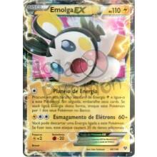 Emolga EX 46/146 - X Y