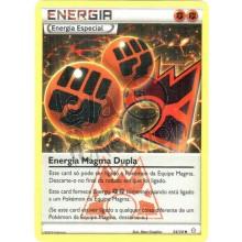 Energia Magma Dupla 34/34 - Crise Dupla