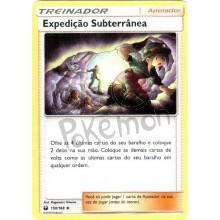 Espedição Subterrânea 150/168 - Tempestade Celestial