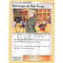 Estratégia do Ten. Surge 178/214 - Elos Inquebráveis