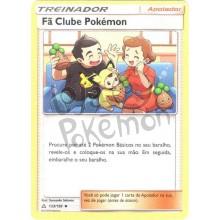 Fã Clube Pokémon 133/156 - Ultra Prisma