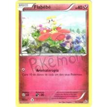 Flabébé 62/106 - Flash de Fogo