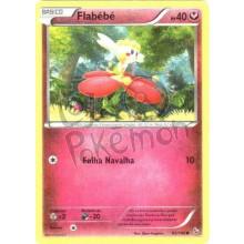 Flabébé 63/106 - Flash de Fogo